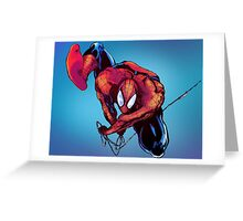 Spider-Man 2 Greeting Card