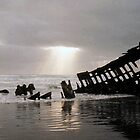 Shipwreck  by Benjamin Sloma