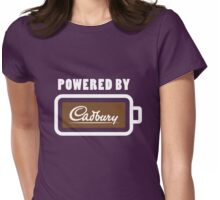 Powered By Cadbury Womens Fitted T-Shirt