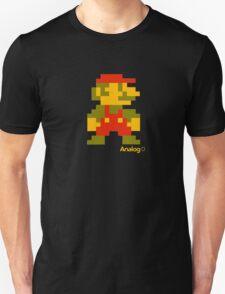 Space Invader Mario Unisex T-Shirt