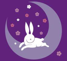 Moon Rabbit by nekineko