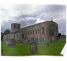 Norham Church Poster