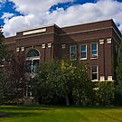 JUDITH BASIN COUNTY COURT HOUSE by Bryan D. Spellman