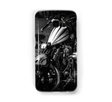 Classic Custom Motorcycles Samsung Galaxy Case/Skin