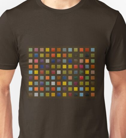 Collage Color Study lll Unisex T-Shirt