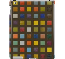 Collage Color Study lll iPad Case/Skin