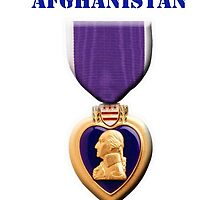 Purple Heart - Afghanistan by Buckwhite