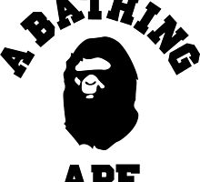 Bathing Ape by bradjordan412