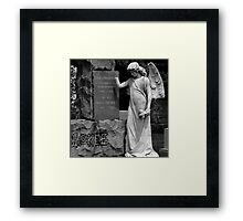 In Memoriam ~ Part One Framed Print
