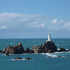 The Lighthouse by Jayne Le Mee