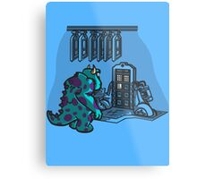 Doctor Sulley Metal Print