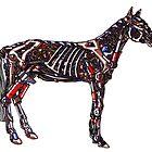 Mech Horse by jcwdesigns