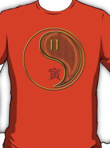 Gemini & Tiger Yang Wood T-Shirt