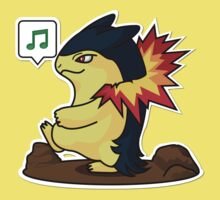 Typhlosion Kids Clothes