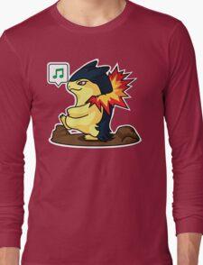 Typhlosion Long Sleeve T-Shirt