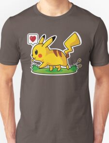 Male Pikachu T-Shirt