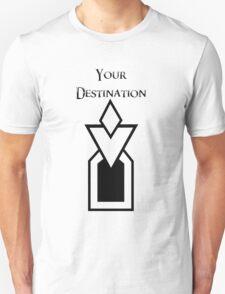 Skyrim - Your Destination T-Shirt