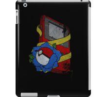 Gameboy - Pokemon - Tattoo Style iPad Case/Skin
