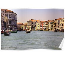 Grand Canal Venice 1 Poster