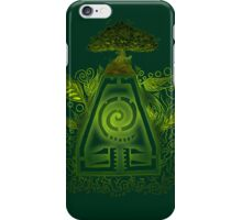 Tribal Earth. iPhone Case/Skin