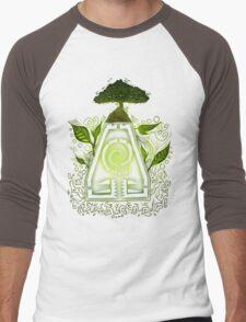 Tribal Earth. Men's Baseball ¾ T-Shirt