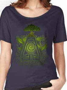 Tribal Earth. Women's Relaxed Fit T-Shirt