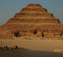 Step Pyramid by warriorprincess