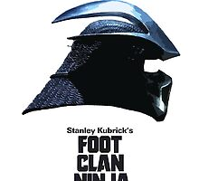 Stanley Kubrick's Foot Clan Ninja by -NUR-