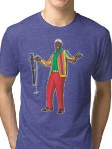 CaddyShaq Tri-blend T-Shirt