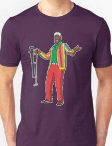 CaddyShaq Unisex T-Shirt
