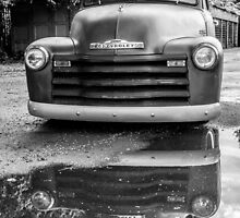 Chevy reflection  by yampy