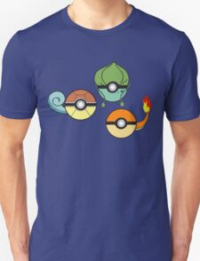 Choose Your Starter Blue T-Shirt