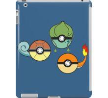 Choose Your Starter Blue iPad Case/Skin
