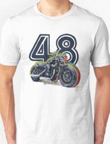 Harley Davidson 48 T-Shirt