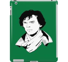 sherlock #1 iPad Case/Skin