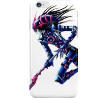 Dark Magician of Chaos iPhone Case/Skin