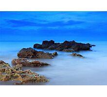 wild ocean Photographic Print