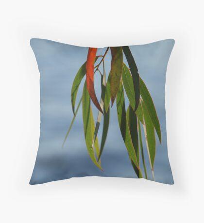 eucalyptus dream'n Throw Pillow