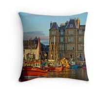Kirkwall Hotel Throw Pillow