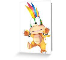 Lemmy Koopa Greeting Card