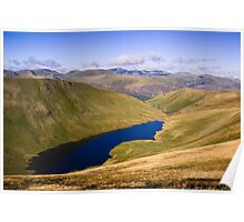 Hayeswater - Cumbria Poster