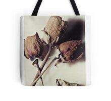 Dried Roses Tote Bag