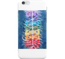Helix Chakra iPhone Case/Skin