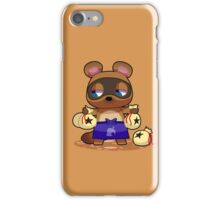 Animal Crossing Character: Tom Nook iPhone Case/Skin