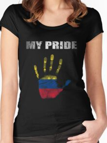 Columbia My Pride Women's Fitted Scoop T-Shirt