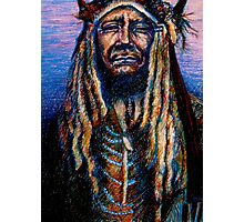 Regal Native American Photographic Print