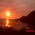 Red Sun by becca2425