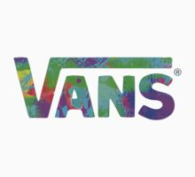 Vans Paint Logo Kids Clothes