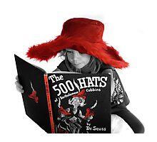 500 Hats Photographic Print