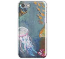 Jellyfish and co. iPhone Case/Skin